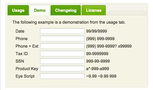 plugin-jquery-validar-formulario-MaskedInput