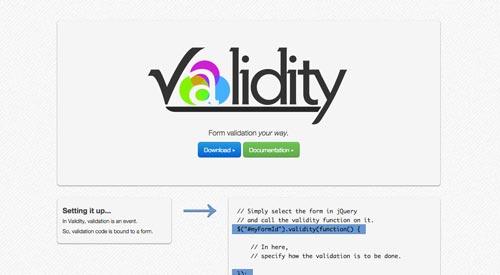 plugin-jquery-validar-formulario-Validity