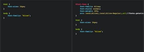 PostCSS plugins de gran utilidad para desarrolladores: Font Magician