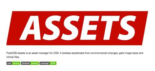 PostCSS plugins de gran utilidad para desarrolladores: PostCSS Assets