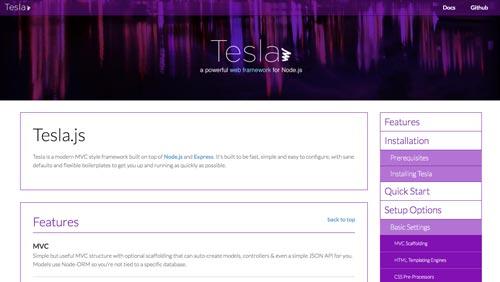 alternativas-mvc-framework-para-nodejs-Tesla