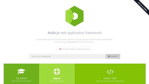 alternativas-mvc-framework-para-nodejs-Totaljs