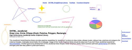librerias-javascript-crear-graficos-circulares-estadistica-JavaScriptVectorGraphicsLibrary