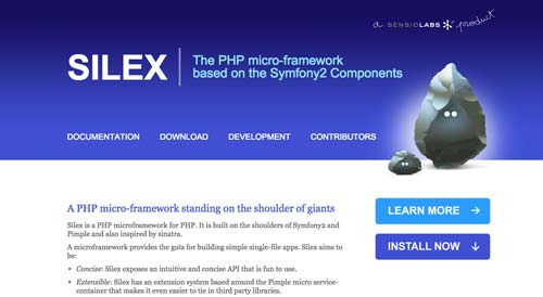 listado-frameworks-php-facilitan-proceso-desarrollo-Silex