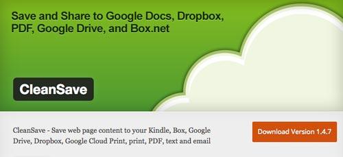 plugins-wordpress-para-dropbox-CleanSave