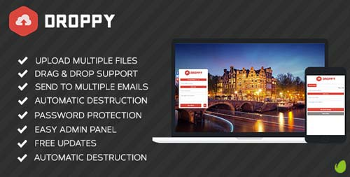 scripts-php-compartir-archivos-online-Droppy