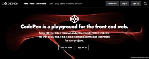 sitios-web-desarrolladores-encontrar-code-snippets-CodePen