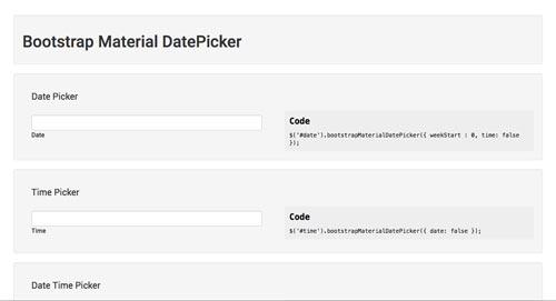 plugin-jquery-seleccionar-hora-BootstrapMaterialDatetimepicker