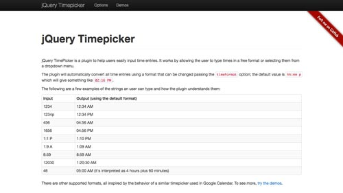 plugin-jquery-seleccionar-hora-Timepicker