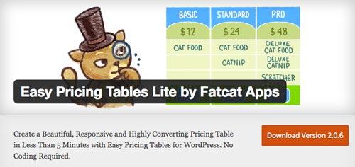 plugins-gratuitos-crear-tabla-de-precios-en-wordpress-EasyPricingTablesLite