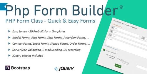 script-php-crear-formularios-web-rapidamente-phpFormBuilder
