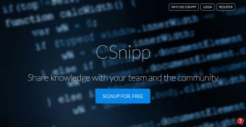plataformas-compartir-snippets-publico-privado-CSnipp