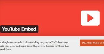 plugin-wordpress-gratuitos-optimizar-opciones-incrustacion-youtube-Youtube-Embed