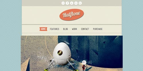 temas-wordpress-pago-estilo-vintage-Halftone