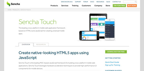 framework-moviles-crear-aplicaciones-uso-lenguajes-html-css-javascript-senchatouch