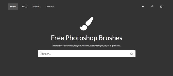 listado-sitios-web-encontrar-pinceles-photoshop-MyPhotoshopBrushes