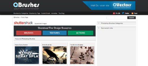 listado-sitios-web-encontrar-pinceles-photoshop-QBrushes
