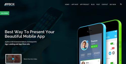temas-wordpress-paginas-de-aterrizaje-aplicaciones-moviles-appbox