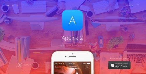 temas-wordpress-paginas-de-aterrizaje-aplicaciones-moviles-appica2