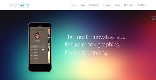 temas-wordpress-paginas-de-aterrizaje-aplicaciones-moviles-mobera