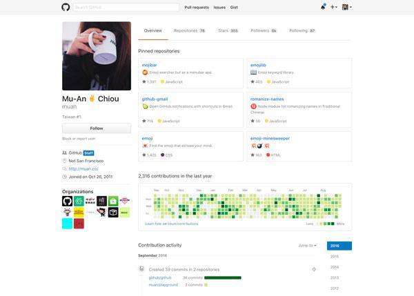 nuevas-funciones-de-github-desarrolladores-trabajar-en-equipo-perfil-visual