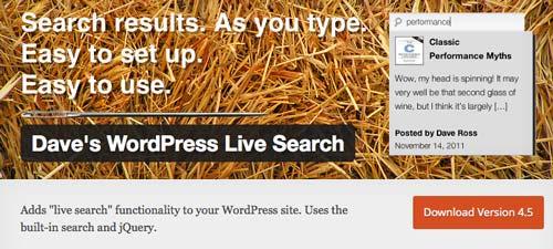 plugins-wordpress-gratuitos-mejorar-busqueda-contenido-sitio-wordpress-daveswordpresslivesearch