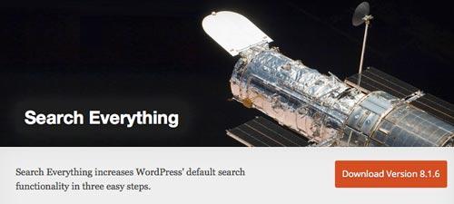 plugins-wordpress-gratuitos-mejorar-busqueda-contenido-sitio-wordpress-searcheverything
