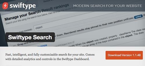 plugins-wordpress-gratuitos-mejorar-busqueda-contenido-sitio-wordpress-swiftypesearch