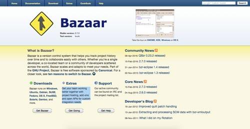 recopilacion-herramientas-para-programadores-control-versiones-bazaar