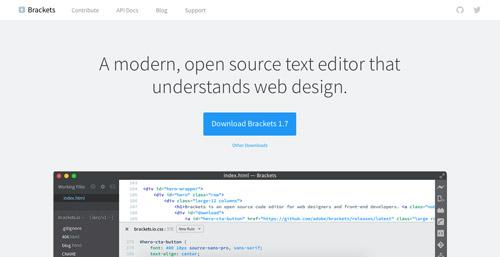 recopilacion-herramientas-para-programadores-editores-codigo-brackets
