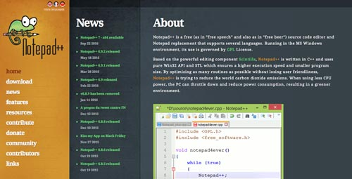 recopilacion-herramientas-para-programadores-editores-codigo-notepad