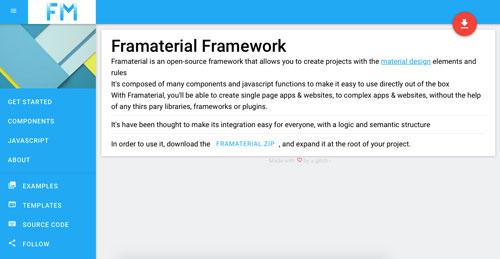 material-design-frameworks-aplicaciones-sitios-web-framaterial