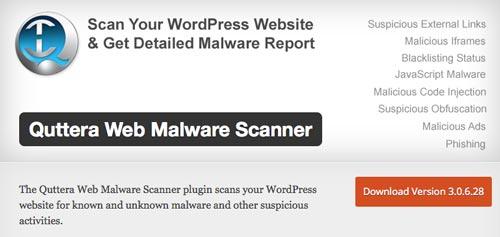 plugins-wordpress-gratuitos-proteger-sitio-codigo-malicioso-qutterawebmalwarescanner