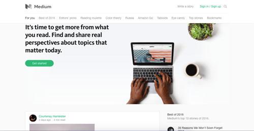 opciones-plataformas-de-blogging-considerar-medium