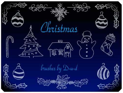pinceles-navidenos-para-photoshop-forma-gratuita-christmasbrushes