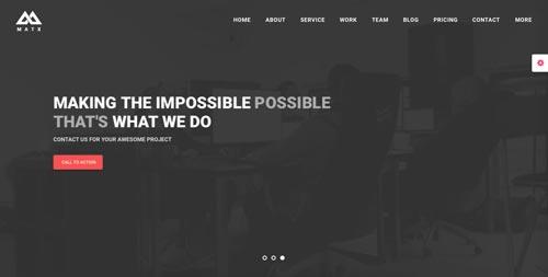 temas-wordpress-de-pago-uso-material-design-matx