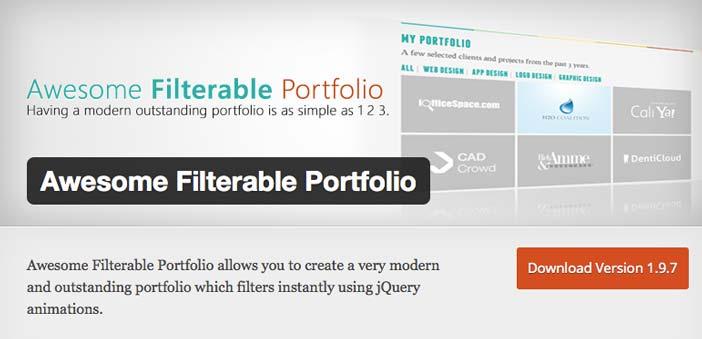 Plugins WordPress gratuitos para crear galerías en portafolios