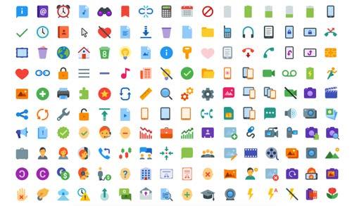 0ab45a26cb43f Icons8 es una gran librería de iconos en donde puede realizar búsquedas en  base a palabras clave. Aunque es posible descargar iconos uno por uno